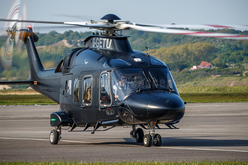AGUSTA AGUSTA-AW169 GGETU /SOLENT HELICOPTERS LTD © 2019 Olivier Caenen, tous droits reserves