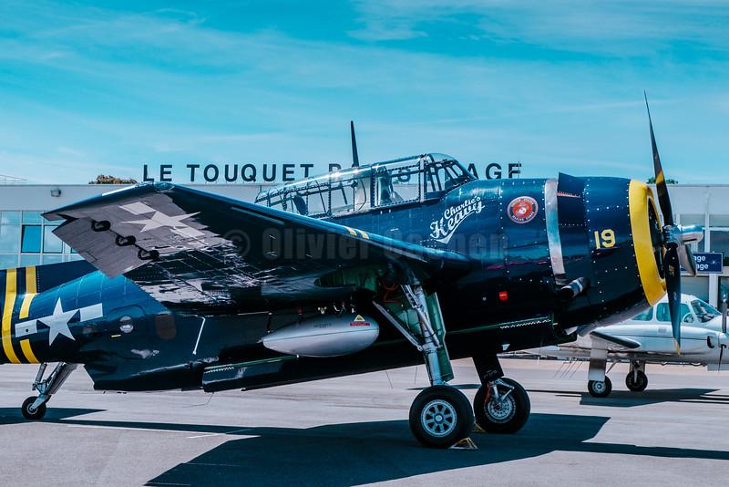 Grumman TBM Avenger HB-RDG  CharlieÕs Heavy  © 2016 Olivier Caenen, tous droits reserves