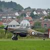 Hawker Hurricane Mk IIa (F-AZXR) P3351
