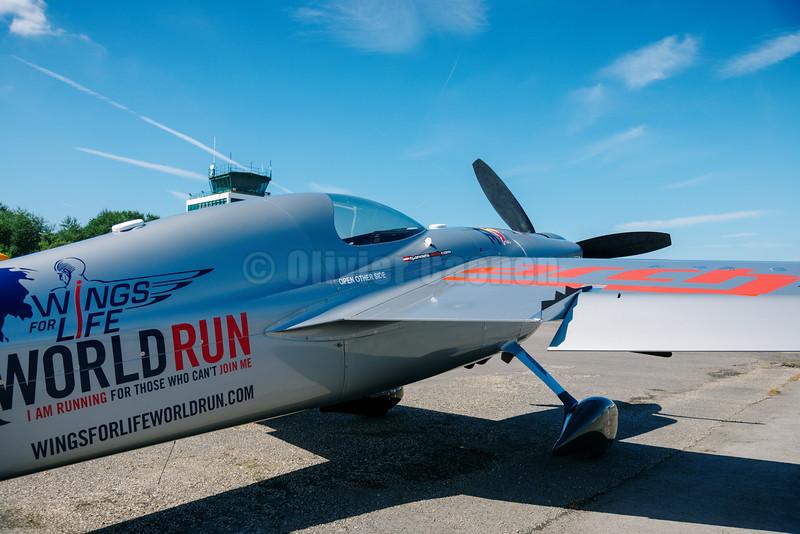 N540HA - Zivko Edge 540 V3  pilot Hannes Arch