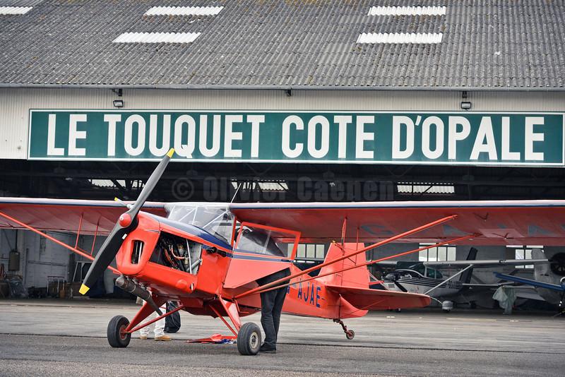 Aeroport du Touquet