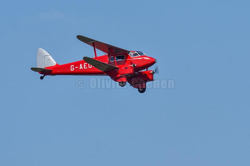 De Havilland DH-90-A (G-AEDU)