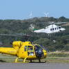 Agusta-Westland AW-139 F-HLAK Aga Khan Foundation , Aerospatiale SA 341G Gazelle YU-HES© 2016 Olivier Caenen, tous droits reserves