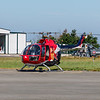 Messerschmitt-Bölkow-Blohm BO105 C D-HTDM Redbull © 2018 Olivier Caenen, tous droits reserves