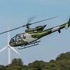 Westland SA-341B Gazelle AH1 (XZ329) G-BZYD © 2019 Olivier Caenen, tous droits reserves