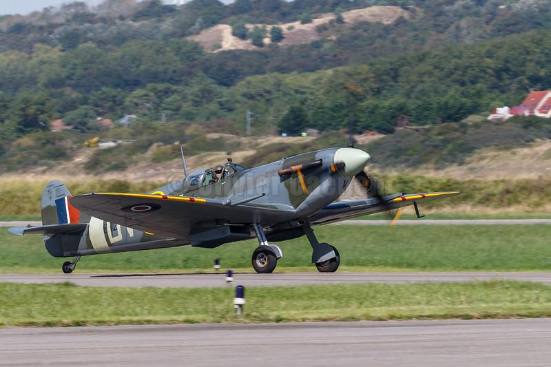 Supermarine Spitfire MK Vc (G-IBSY) © 2018 Olivier Caenen, tous droits reserves