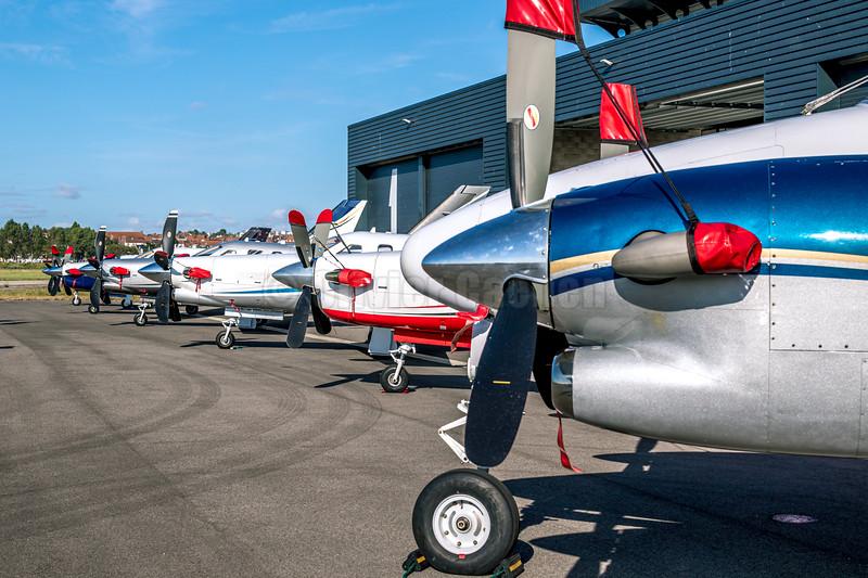 Squadron 2019 to Oshkosh from LFAT  © Olivier Caenen, tous droits reserves