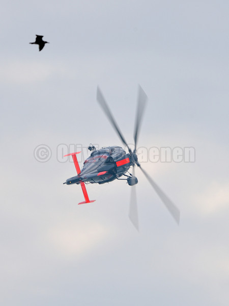 European Helicopter Cup 2011 Le Touquet Airport