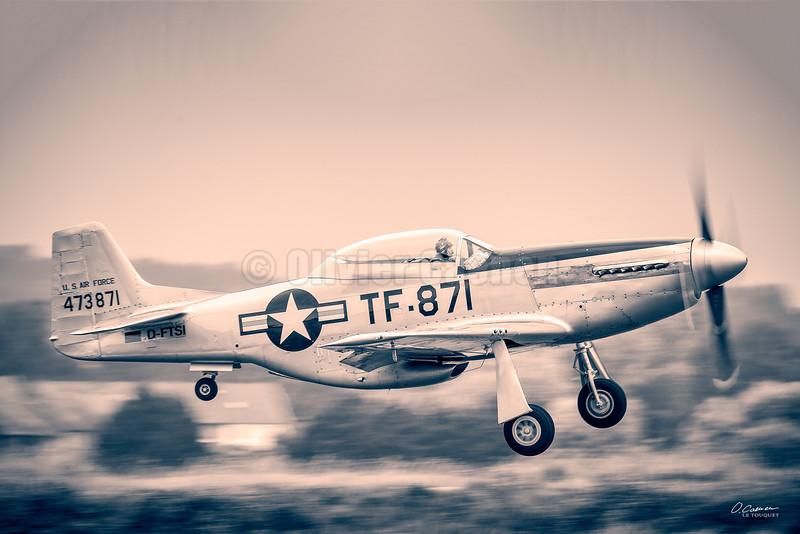 North American P-51D Mustang TF-871