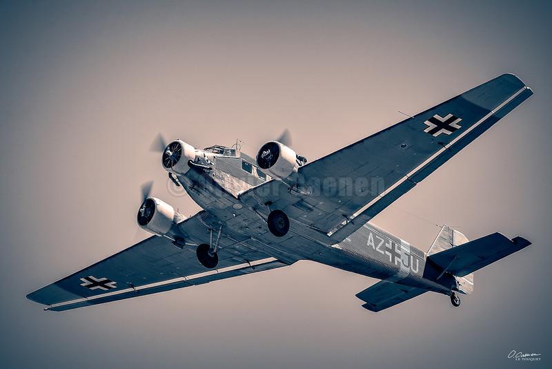 Junkers Ju52 F-AZJU