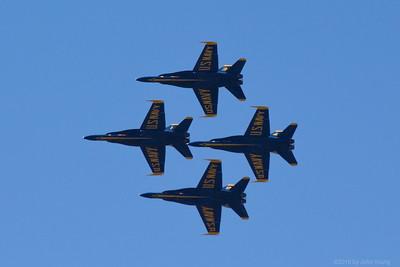 Blue Angels - May 21, 2015