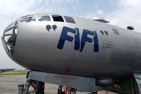 Commemorative Air Force - Air Power Tour - Rochester NY, June 2015