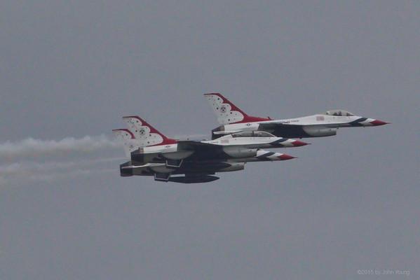 Thunder of Niagara Air Show - July 17, 2015