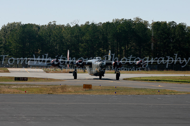 WWII Warbirds over Chesterfield, VA