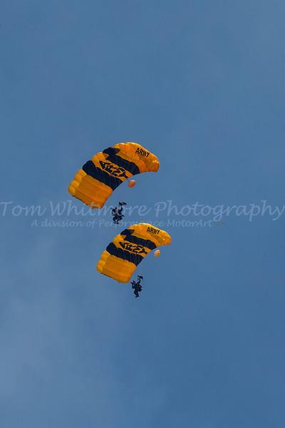 AirPower over Hampton Roads