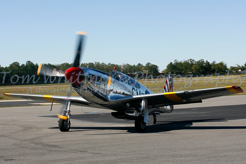 WWII Warbirds over Chesterfield, VA