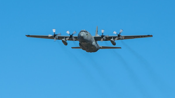 Herc in Flight