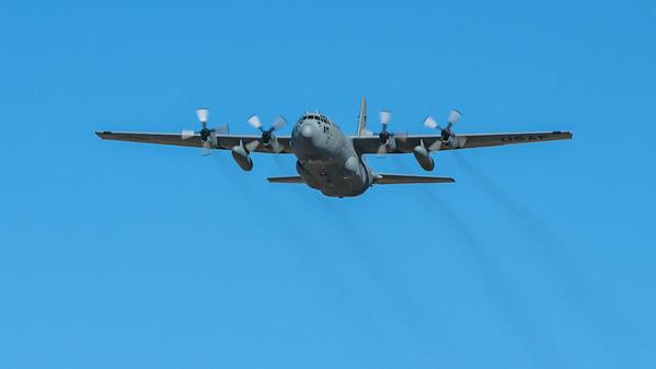 Herc in Flight