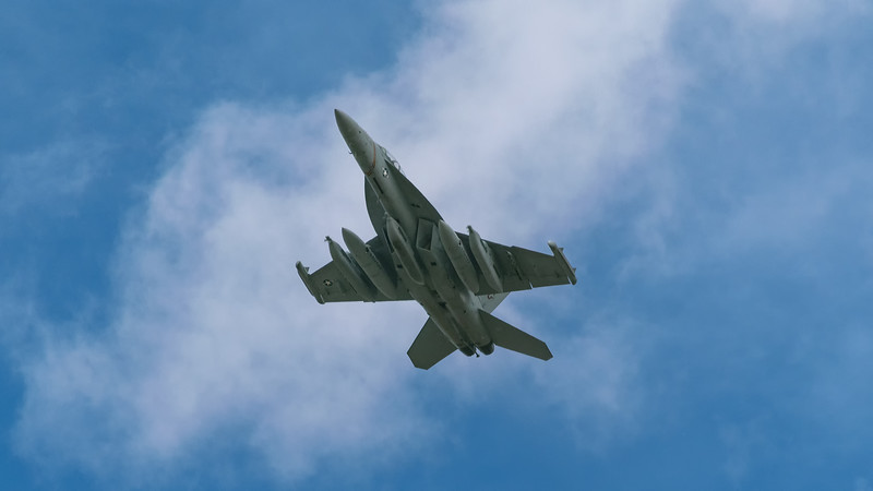 Growler Departs