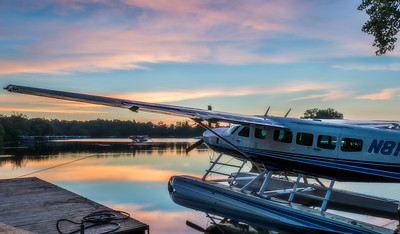 Cessna 208on Floats