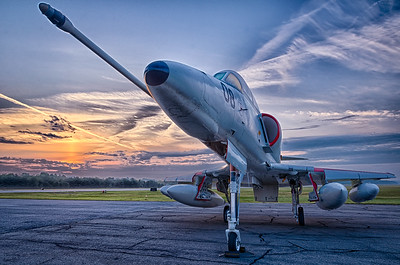 Marine A4 at Sunrise
