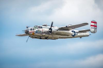 """B-25 Mitchell """"Panchito"""""""