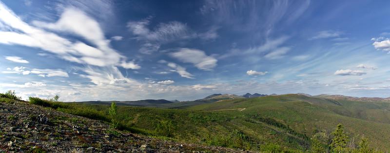 White Mountain Panorama