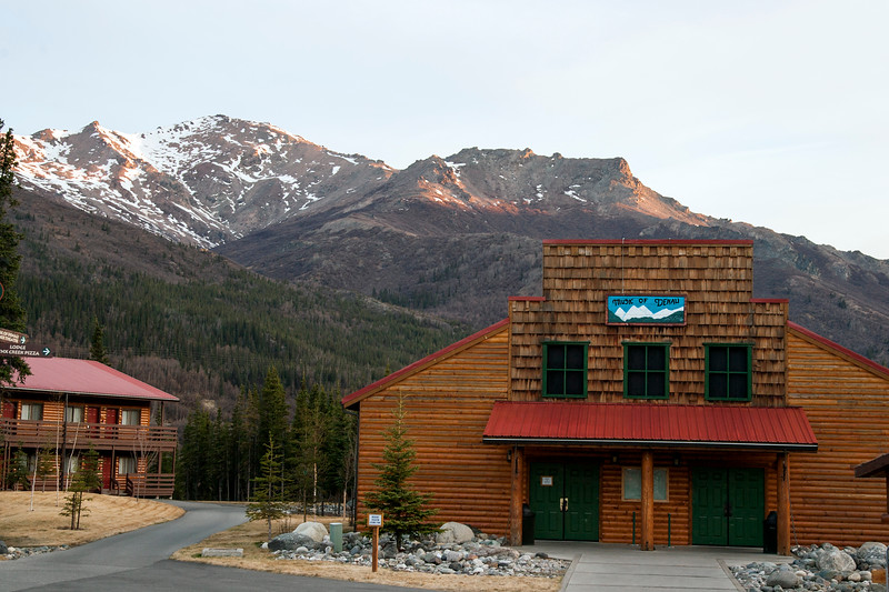 Denali Princess Wilderness Lodge - Music of Denali dinner theater