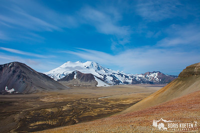 The Valley of Ten Thousand Smokes, Katmai National Park & Preserve, Alaska.