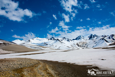 The Valley of Ten Thousand Smokes, Katmai National Park.
