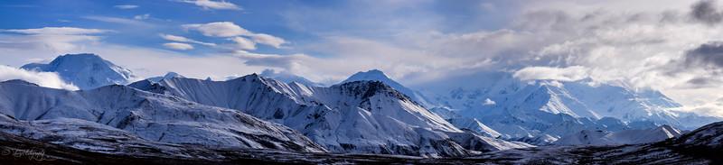 Sky Mountain - Alaska Range, Denali NP, AK 2012