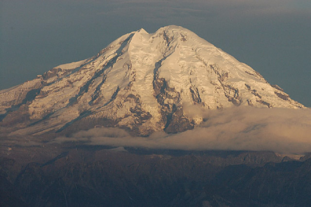 Picture Alaskan Experience. John Chapman.