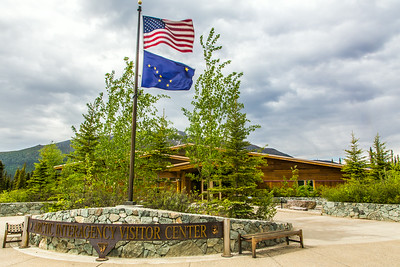 The Bureau of Land Management maintains visitors' center at Coldfoot providing information on federal lands accessible from the Dalton Highway.  Filename: AKA-14-4213-060.jpg