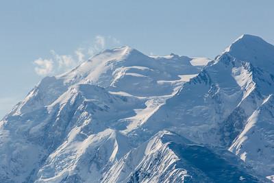 Mt. McKinley is North American's highest peak.  Filename: AKA-13-3942-136.jpg