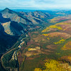 "Boreal forest mountain ridge and river valley somewhere north of Fairbanks in early September.  <div class=""ss-paypal-button"">Filename: AKA-13-3929-93.jpg</div><div class=""ss-paypal-button-end""></div>"