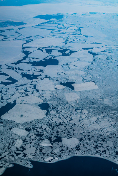 """Melting sea ice meets open water in Norton Sound in April, 2016.  <div class=""""ss-paypal-button"""">Filename: AKA-16-4866-30.jpg</div><div class=""""ss-paypal-button-end""""></div>"""