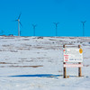 "A series of wind generators helps provide electricity to the residents of Nome, on Alaska's Seward Peninsula.  <div class=""ss-paypal-button"">Filename: AKA-16-4865-113.jpg</div><div class=""ss-paypal-button-end""></div>"