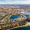"The Chena River winds through Fairbanks neighborhoods.  <div class=""ss-paypal-button"">Filename: AKA-14-4312-104.jpg</div><div class=""ss-paypal-button-end""></div>"