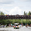 "Participants of the 2013 Red Green Regatta float down the Chena River.  <div class=""ss-paypal-button"">Filename: AKA-13-3885-141.jpg</div><div class=""ss-paypal-button-end"" style=""""></div>"