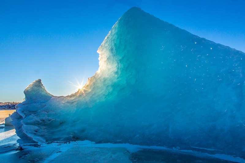 """An iceberg is frozen in place near Juneau's Mendenhall Glacier.  <div class=""""ss-paypal-button"""">Filename: AKA-14-4059-145.jpg</div><div class=""""ss-paypal-button-end"""" style=""""""""></div>"""