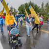 "Despite the rainy weather, more than 100 UAF participants took part in the 2012 Golden Days parade through downtown Fairbanks.  <div class=""ss-paypal-button"">Filename: AKA-12-3472-38.jpg</div><div class=""ss-paypal-button-end"" style=""""></div>"