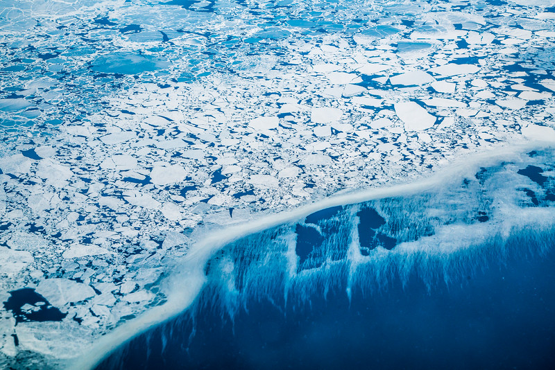 """Melting sea ice meets open water in Norton Sound in April, 2016.  <div class=""""ss-paypal-button"""">Filename: AKA-16-4866-21.jpg</div><div class=""""ss-paypal-button-end""""></div>"""