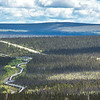 "The Dalton Highway parallels the trans-Alaska pipeline as it stretches north through Alaska's interior boreal forest to the arctic coast.  <div class=""ss-paypal-button"">Filename: AKA-14-4213-220.jpg</div><div class=""ss-paypal-button-end""></div>"