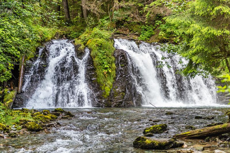 Juneau Waterfall