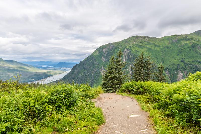 Mount Roberts Hiking Trail
