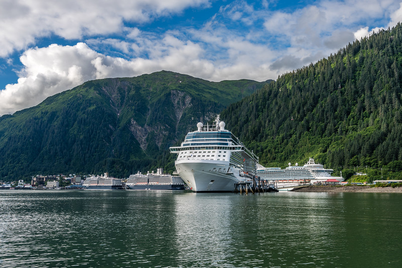 Busy Day in Juneau