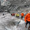 Hiking Mendenhall Glacier