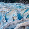 Waves of Blue Ice