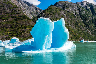 Sentinel Ice Towers