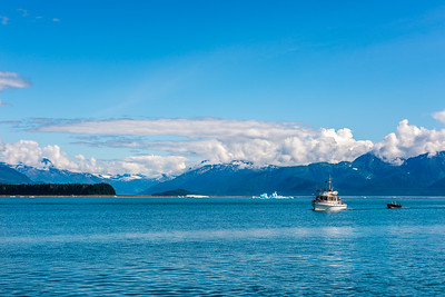 Tracy Arm Boating